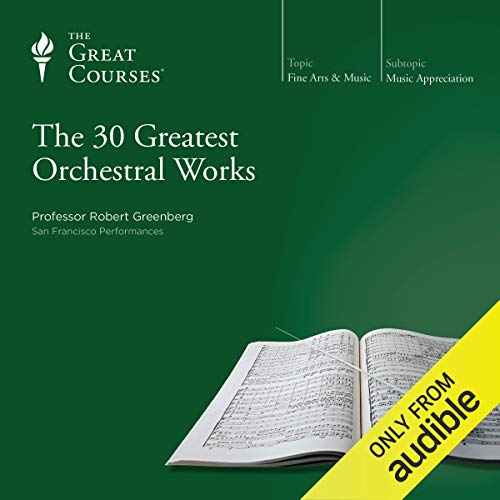 『The 30 Greatest Orchestral Works』のカバーアート