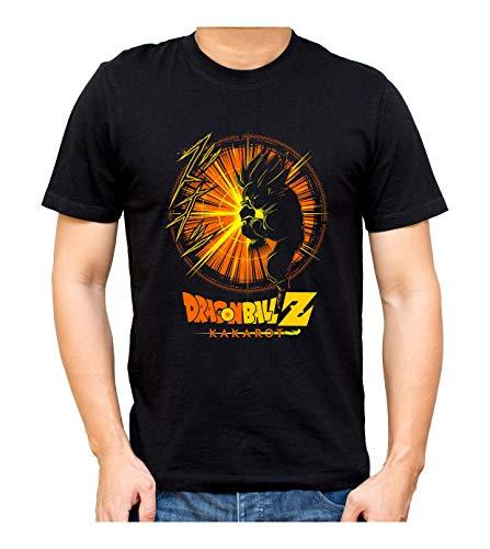 Los Eventos de la Tata. Camiseta de Dragon Ball