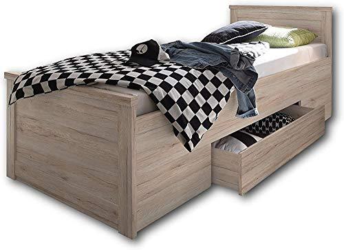 ,Oak-Bed