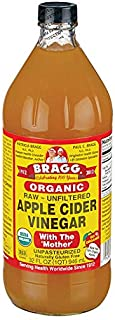Bragg Organic Raw-Unfiltered Apple Cider Vinegar 946 ml