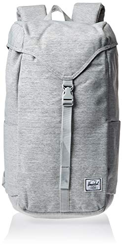 Herschel Supply Co. Thompson Backpack, Light Grey Crosshatch