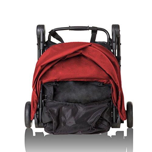 Mountain Buggy Nano Stroller, Ruby