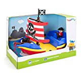Viking Toys Pirate Ship with Figure and Cannon