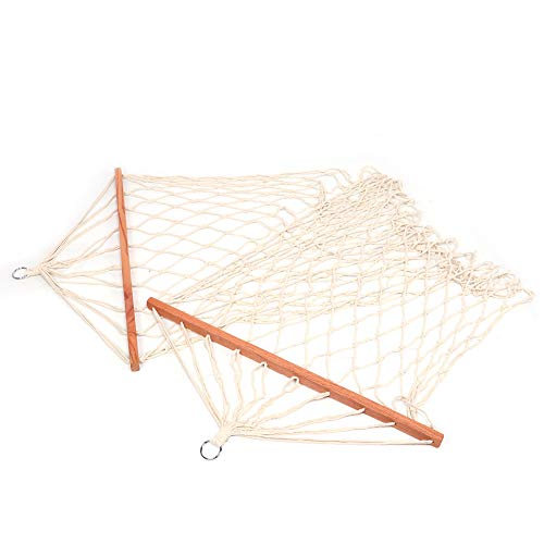 Hangmat Mesh, Outdoor Garden Portable Mesh Hangmat Opknoping Swing Decoratie voor Travel Camping