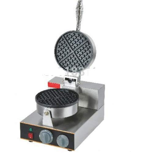 to USA/Canada/Japan/Mexico Only 110v Electric Round Classic Belgian Waffle Baker Maker Machine
