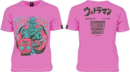 Tシャツ 193t×ウルトラマン 第37話「小さな英雄」XLサイズ