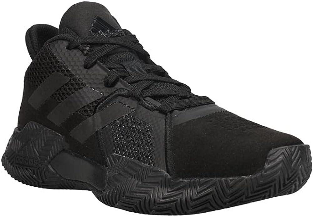 adidas boys Court Vision 2 Basketball Shoes (Big Kid)