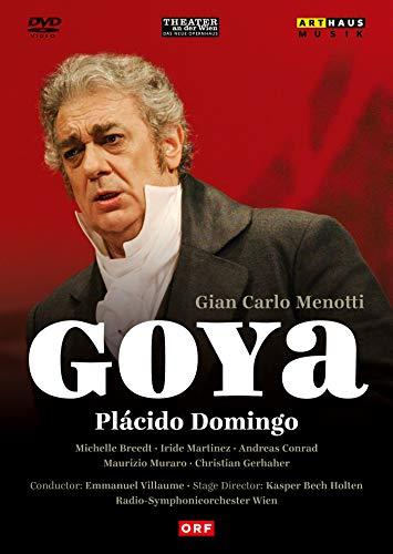 Gian Carlo Menotti - Goya [Alemania] [DVD]