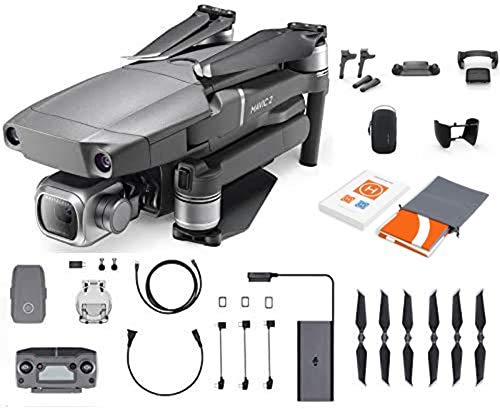 DJI Mavic 2 Pro Super Pro Bundle (Renewed)