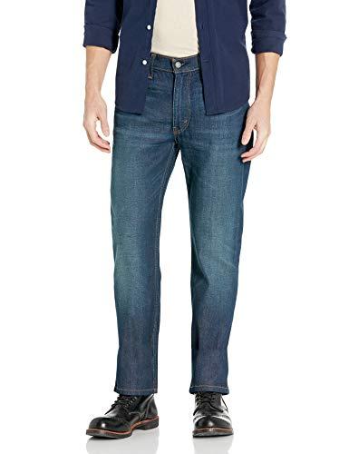 Levi's Herren 514 Straight Fit Jeans, Burch Stretch, 33W / 32L