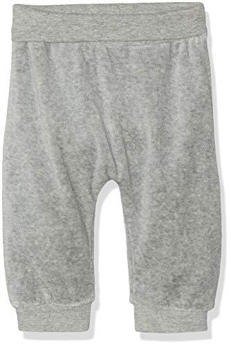 NAME IT NAME IT Unisex Baby NBNTEMOON VEL Pant NOOS Jogginghose, Grau (Grey Melange), (Herstellergröße:74)