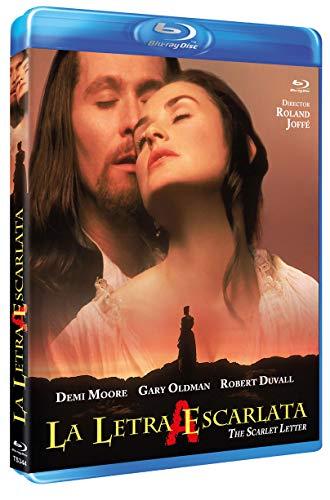 La Letra Escarlata BD 1995 The Scarlet Letter [Blu-ray]