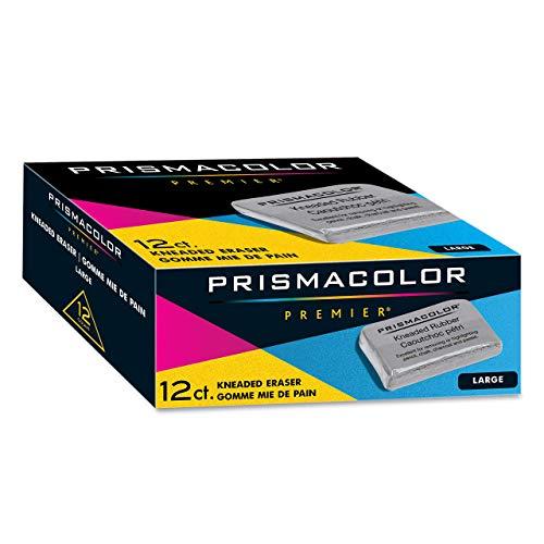 Sanford Prismacolor Kneaded Eraser 12/Pkg-