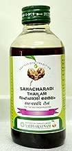 Vaidyaratnam Ayurvedic Sahacharadi Thailam