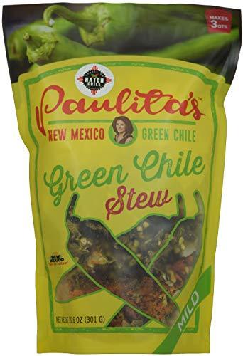 Paulita's New Mexico Hatch Green Chile Stew (Mild Heat Level)