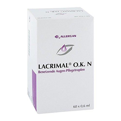 Lacrimal O. K. N Augentropfen, 60X0.6 ml