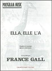 ELLA, ELLE L\'A