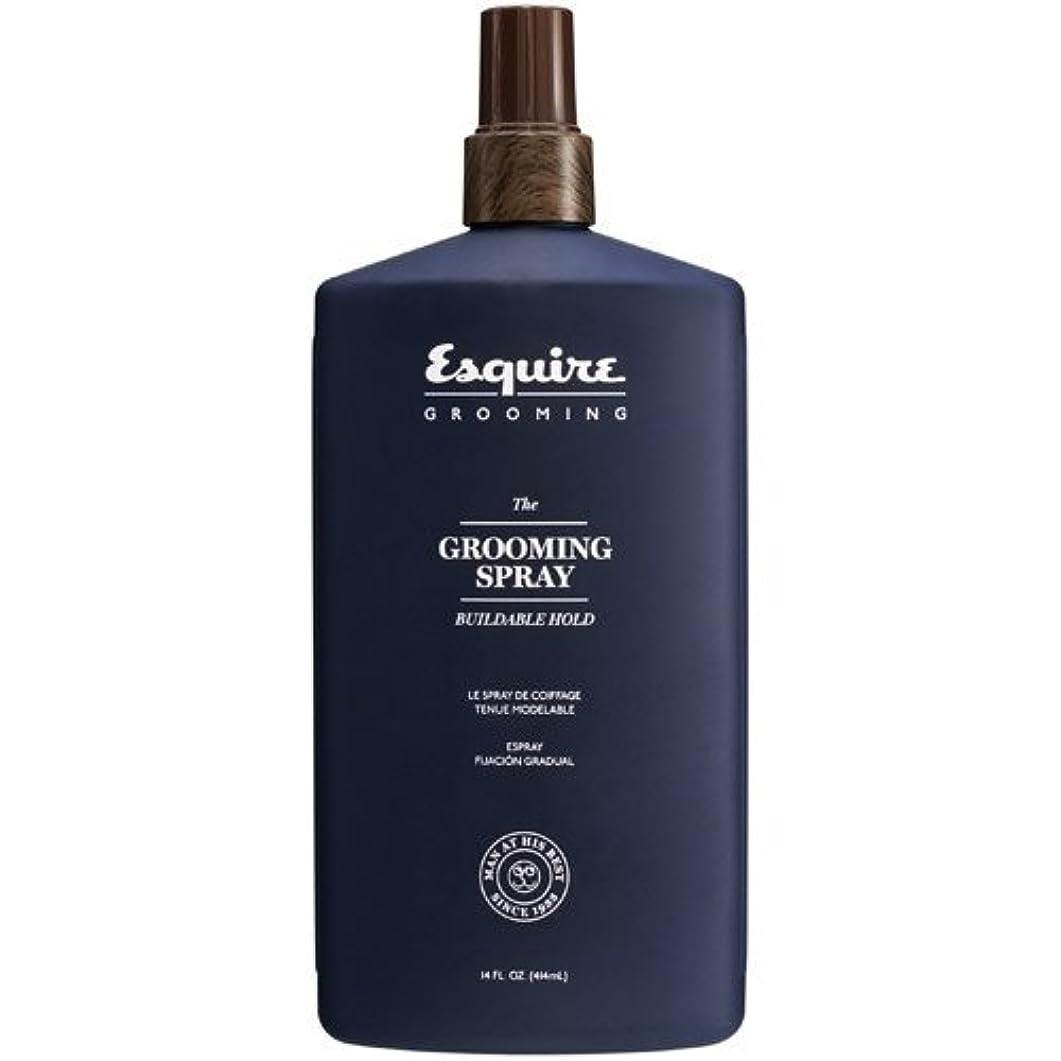 求人匿名うめきCHI Esquire Grooming The Grooming Spray (Buildable Hold) 414ml/14oz並行輸入品