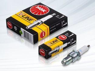 Zündkerze 134.56.93 - Set Candele NGK BUR6ET VL1 2876. 4 Pezzi, Modelli Vedi Disposizione dei Veicoli catalogo NGK 2012/13