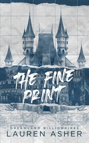 Compare Textbook Prices for The Fine Print Special Edition  ISBN 9781737507710 by Asher, Lauren