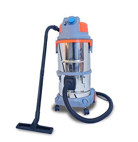 Feider Nass- und Trockensauger mit Wasserfilter + Synchronstart Steckdose 2000 W 40 Liter FAP1440, 1400 W, 230 V