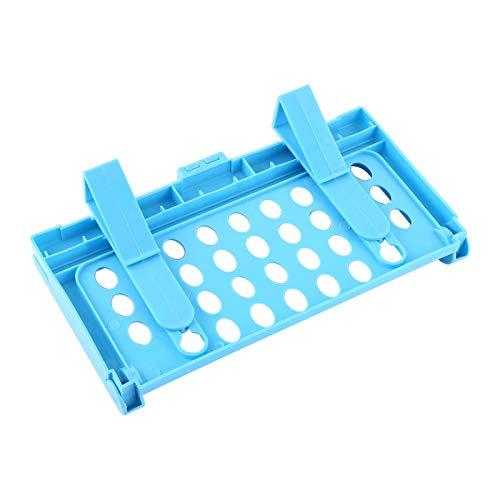 Gadgets para el hogar Estante para Bolsas de Basura, Soporte para Bolsa de Basura Colgante Plegable de plástico, Dormitorio de Oficina para baño, Cocina