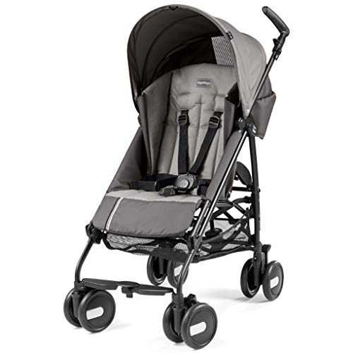Peg Perego Pliko Mini Kinderwagen Einzeln grau