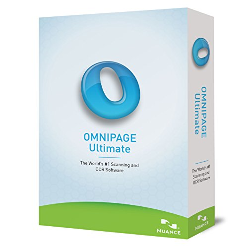 nuance software utilities OmniPage Ultimate - Complete Product - 1 User