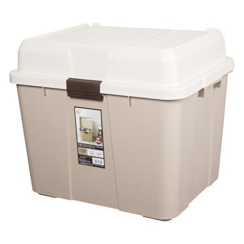 アイリスオーヤマワイドストッカー 屋外収納 おしゃれ 収納ボックス WY-540 ベージュ(226624) アイリスオーヤマ
