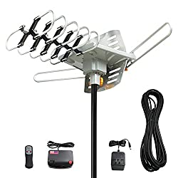 best outdoor antenna for mountain areas