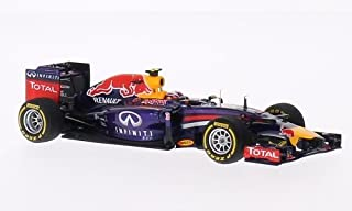 Red Bull RB10, No.3, Infiniti, formula 1, GP Canada, 2014, Model Car, Ready-made, Spark 1:43