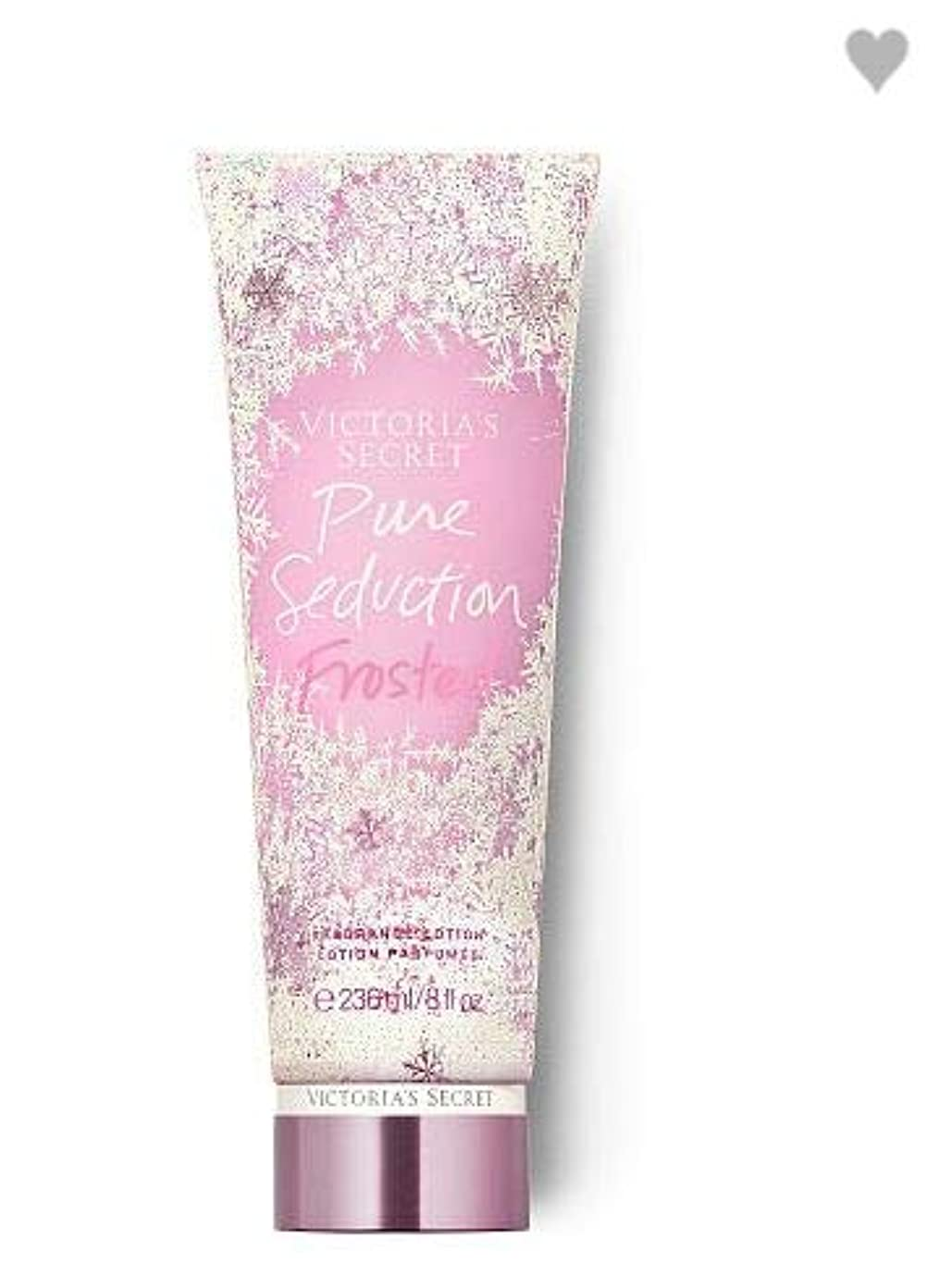 航海の妥協価値VICTORIA'S SECRET Frosted Fragrance Lotion Pure Seduction