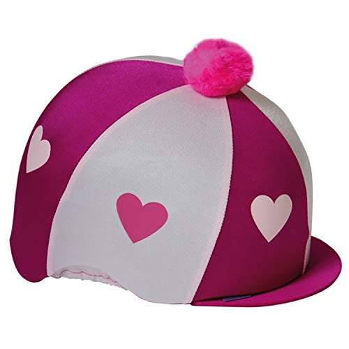 CAPZ Tapa Cubierta Cap Cover Heartz, Unisex Adulto