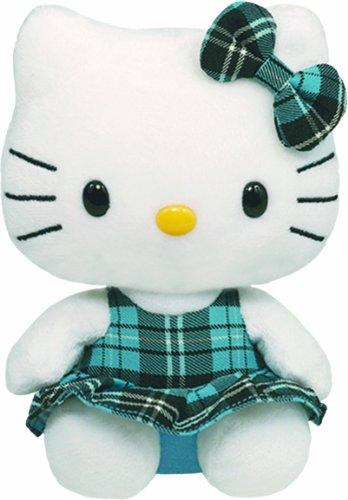 TY 40900 - Hello Kitty Baby-Schottenrock blau