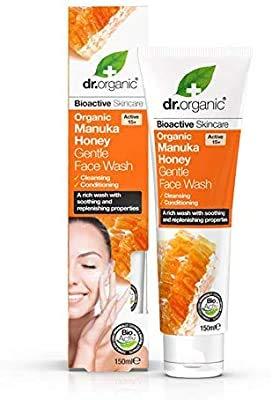 Dr Organic Gel douche doux au miel de Manuka 150 ml