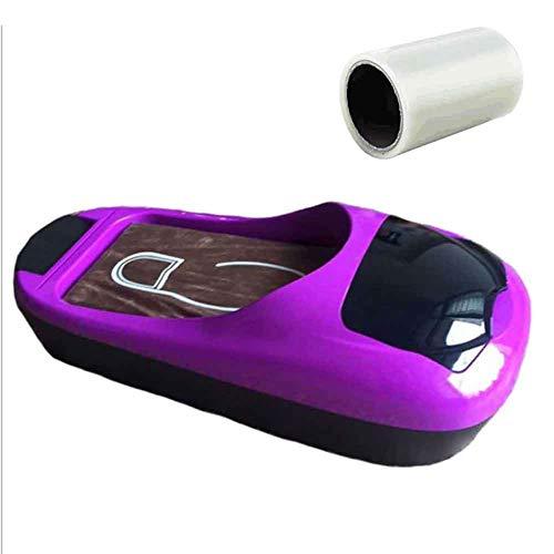 XFY Automatische schoendispenser, modieus, intelligente machine voor schoenfilm, met folie van kunststof, 500 beschikbaar