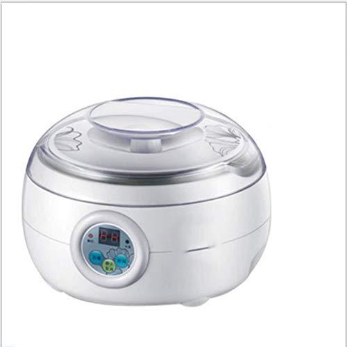 Automatico Natto Elettrico, Macchina in Acciaio Inossidabile Coppe Yogurt Tempeh Marinato Vegetale Vino di Riso Macchina Fermentatore 1.5L