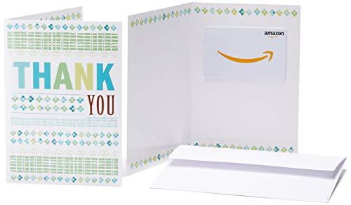 Amazonギフト券 グリーティングカードタイプ - 金額指定可 (ありがとう)