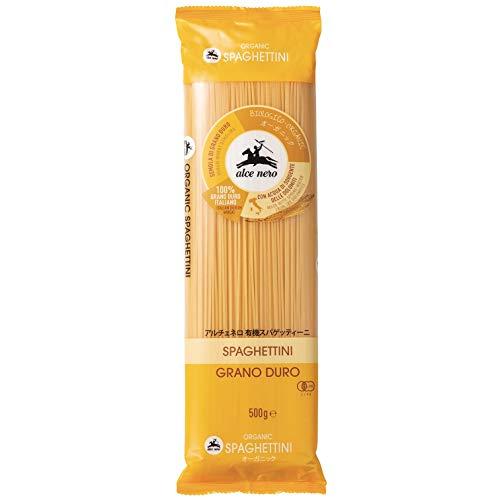 日仏貿易 アルチェネロ 有機スパゲッティーニ 500g