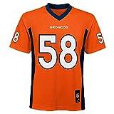 Outerstuff Von Miller Denver Broncos Youth NFL Mid Tier Jersey-M (10-12)