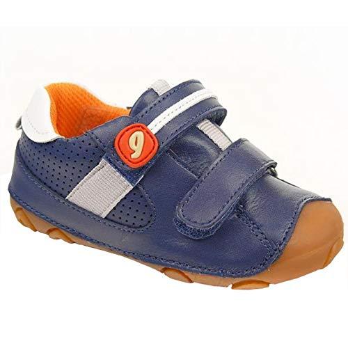 Garvalin Prewalker Lauflern-Schuh Leder Fußbett Gr.18-22 EUR 21
