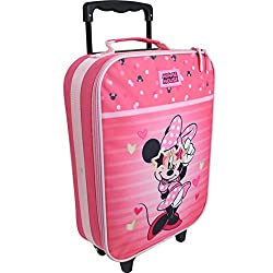 Disney Minnie Mouse suitcase trolley children's suitcase hand luggage children's trolley