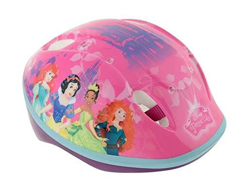 Disney Princess Girl Safety Helmet, Pink, 48-54 cm