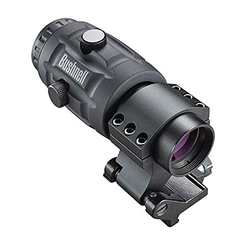 Bushnell Optics, 3X Magnifier, Matte Black