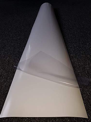 Wandschutzfolie unser Idealformat oder Wunschgröße Tapetenschutz selbstklebend HOCHGLANZ