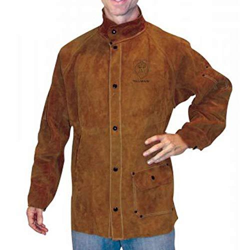 "Tillman 3830L Premium Heavyweight 30"" Jacket Cowhide Split Leather - LARGE"