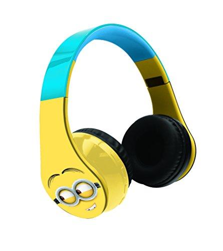 Lexibook BTHP400_ Minions Kits Oreillette Bluetooth