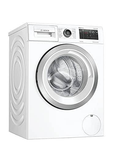 Bosch WAU28RWIN Serie 6 Waschmaschine Frontlader/C / 66 kWh/100 Waschzyklen / 1400 UpM / 9 kg/weiß/Fleckenautomatik/EcoSilence Drive/SpeedPerfect/VarioTrommel