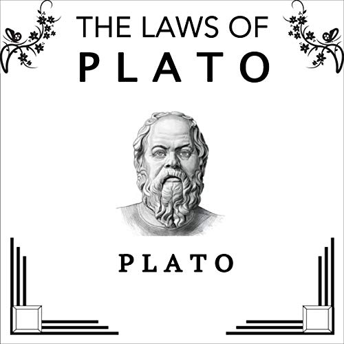 The Laws of Plato Audiobook By Plato cover art