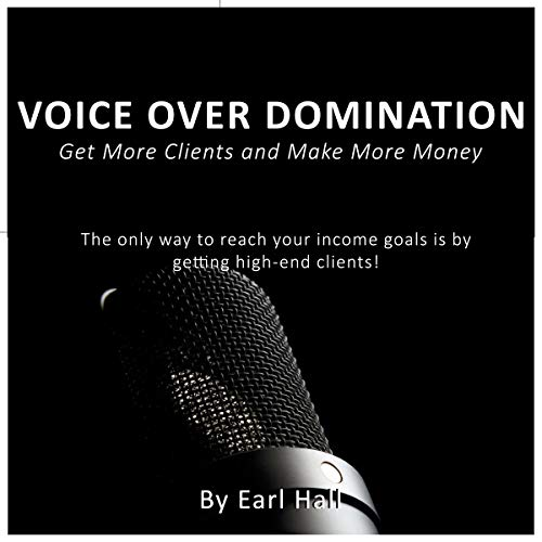 Voice Over Domination cover art